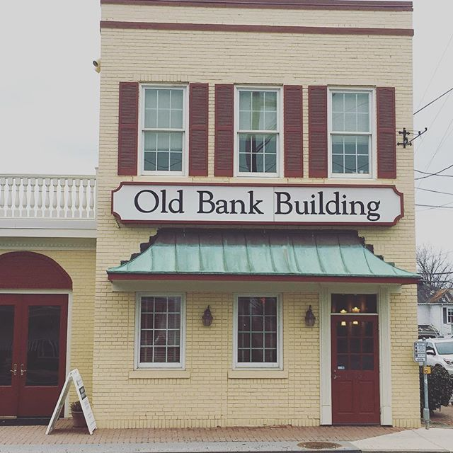 The Old Bank Building
