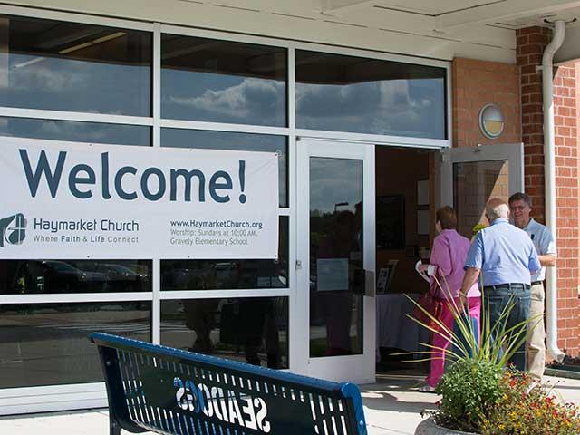 Welcome to Haymarket Church!