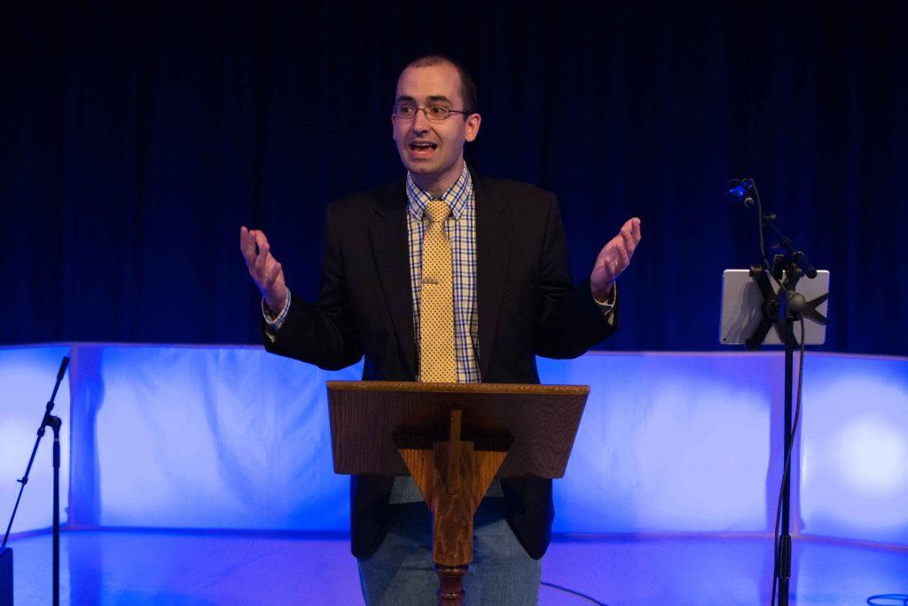 Pastor Brian Johnson