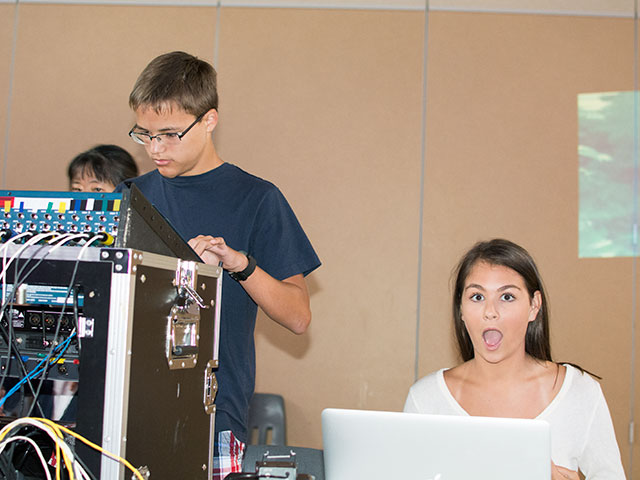 Sound Tech Team