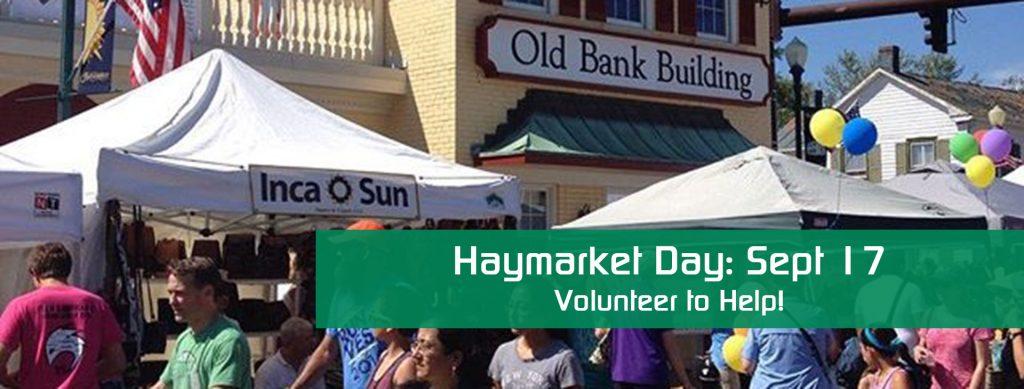 Haymarket Day