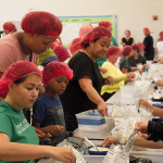 Rise Against Hunger Service Worship Service