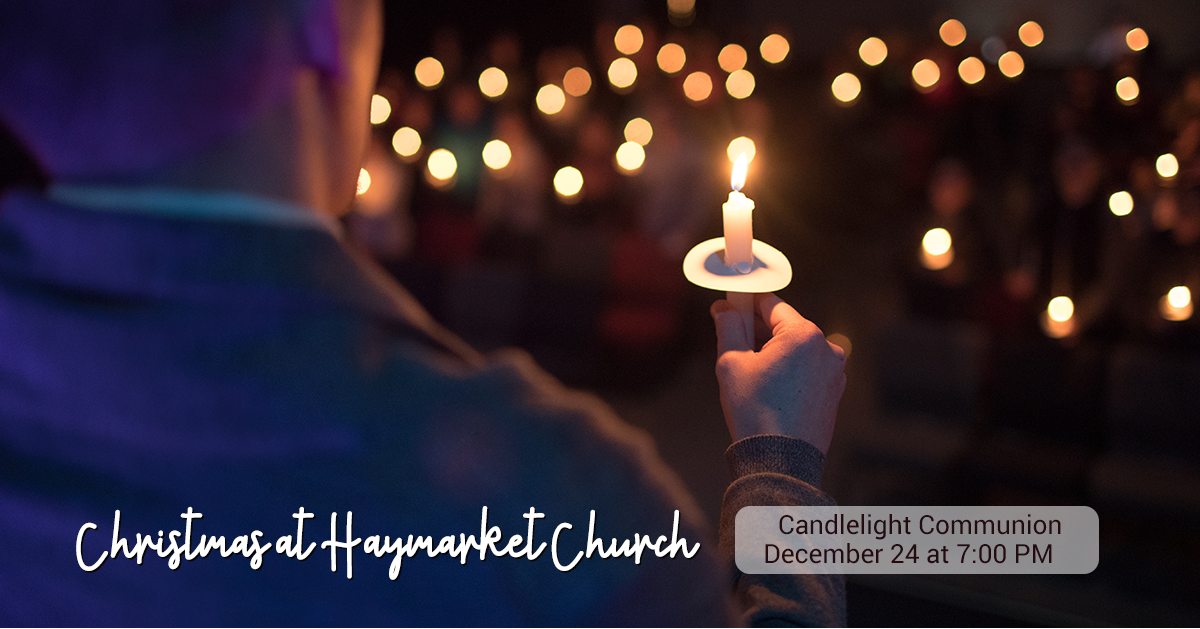 Chirstmas Eve Candlelight Service