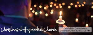 Christmas Eve at Haymarket Church