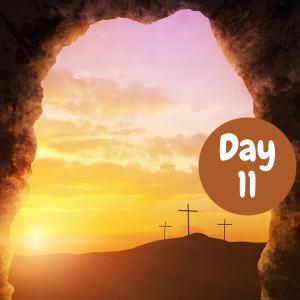 Easter Week Devotional Banner Day 11