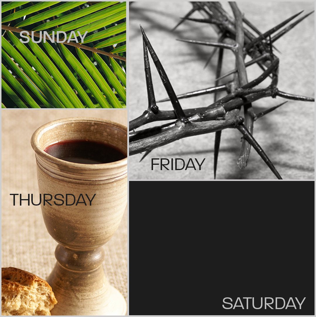 Introduction to Holy Week/Easter Week Devotional
