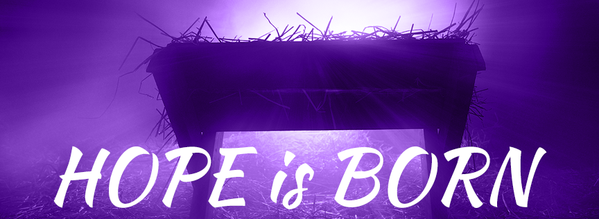 Hope Is Born Advent Devotional Cover Image