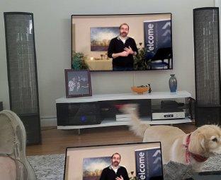 Worship on TV