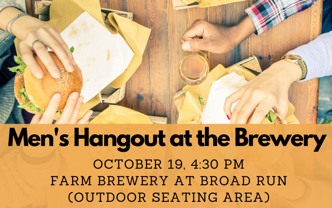 October Mens Beer Group at the Farm Brewery